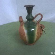 Antigüedades: BOTIJO CERAMICA ORTEGA. Lote 58134714
