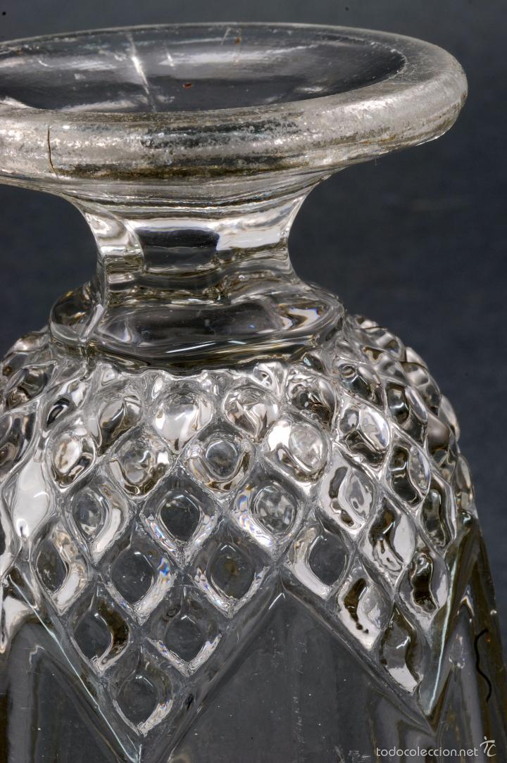 Antigüedades: Copa cristal La Granja PP XX - Foto 6 - 58182056