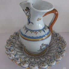 Antigüedades: JOFAINA - CERAMICA DE TALAVERA. Lote 58191546