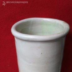 Antigüedades: ANTIGUA MEMBRILLERA CERAMICA VASCA. Lote 58217628