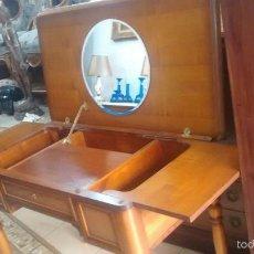 Antigüedades: MUEBLE TOCADOR MADERA. Lote 57941813