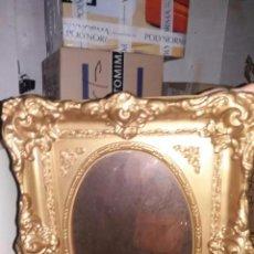Antigüedades: ESPEJO FRANCÉS ANTIGUO. Lote 58232191