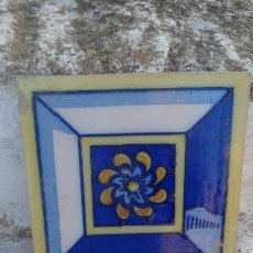 Antigüedades: AZULEJO PRINCIPIOS SIGLO XX. Lote 58232236