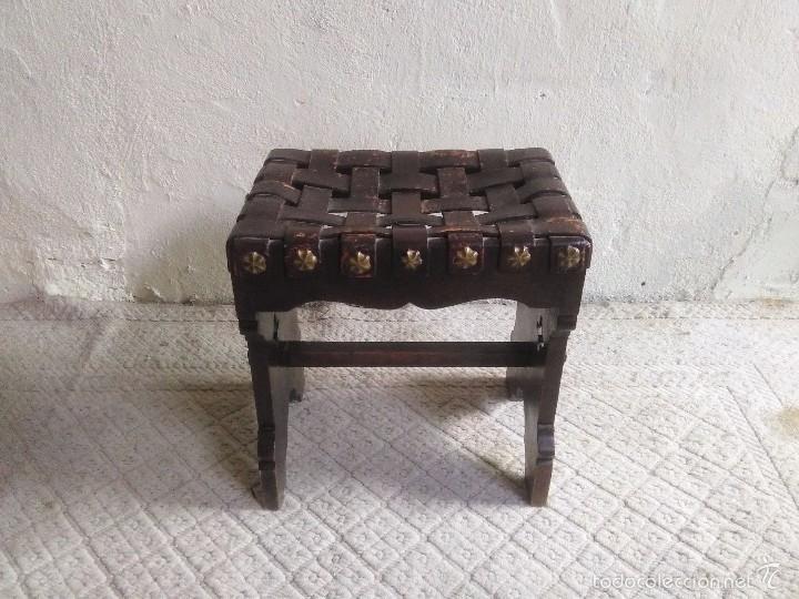 Excepcional Cómo Construir Un Mueble Escabel Friso - Muebles Para ...