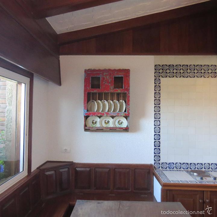 Antigüedades: ANTIGUO PLATERO - APARADOR - Foto 13 - 58238701