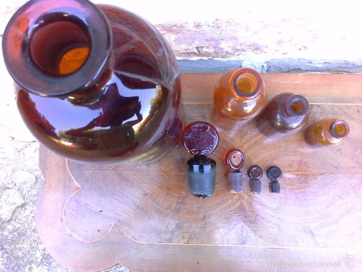 Antigüedades: Frascos laboratorio - Foto 9 - 58254798