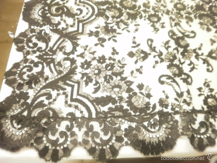 Antigüedades: PRECIOSA MANTILLA - Foto 2 - 58265193
