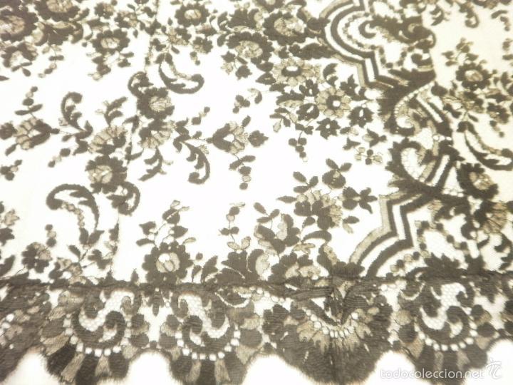 Antigüedades: PRECIOSA MANTILLA - Foto 3 - 58265193
