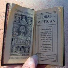 Antigüedades: MISAL MINIATURA. Lote 58283038