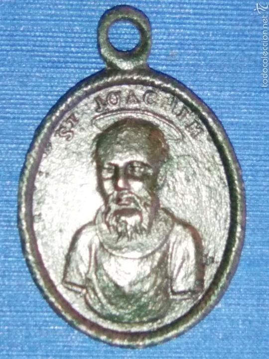 Antigüedades: LOTE DOS MEDALLAS ANTIGUAS - Foto 2 - 58283688