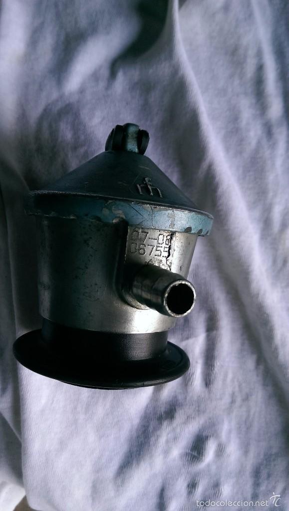 Antigüedades: REGULADOR ANTIGUO GAS BUTANO, OPERATIVO - Foto 3 - 58292972