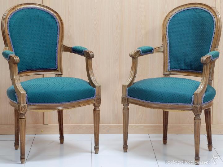 Sillas luis xvi segunda mano trendy com sillas luis xv for Sillas comedor sevilla