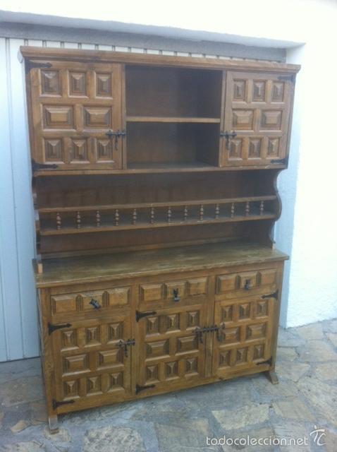 Mueble castellano comprar aparadores antiguos en - Muebles castellanos antiguos ...