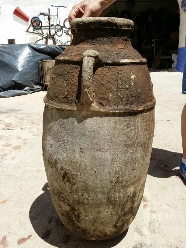 Antigüedades: Antigua tinaja marroquí - Foto 3 - 58346424