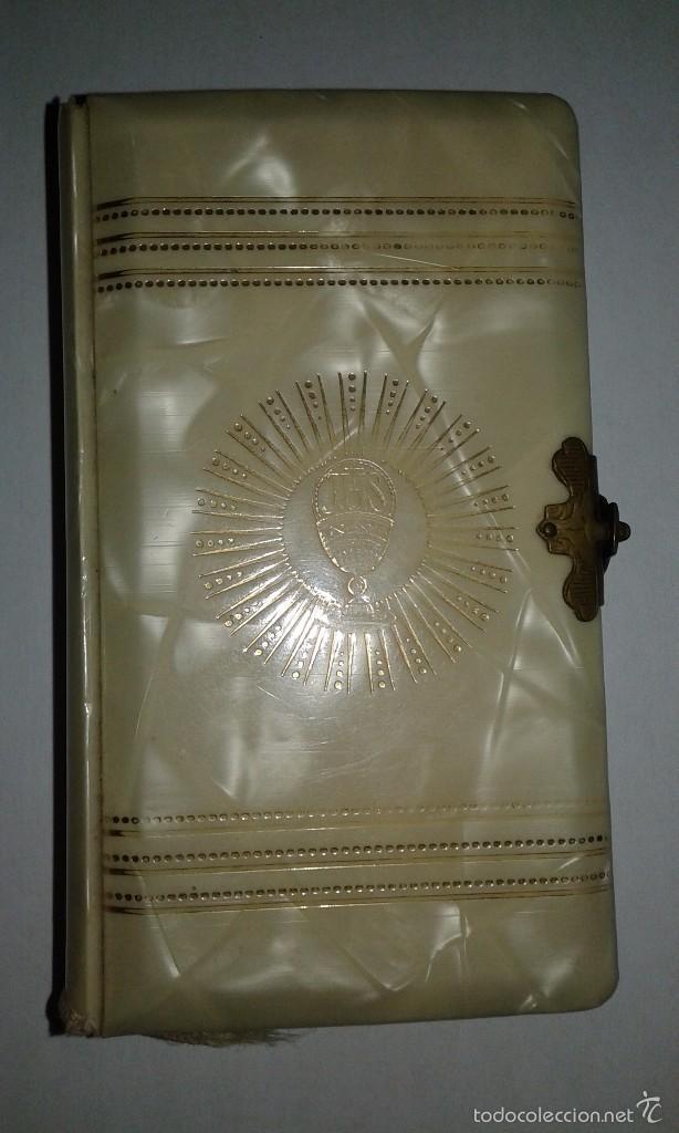 MISAL MI PRIMERA COMUNIÓN 1955 (Antigüedades - Religiosas - Varios)