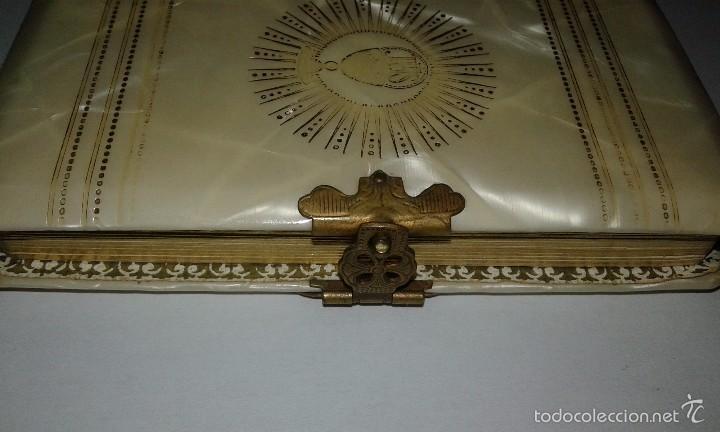 Antigüedades: MISAL MI PRIMERA COMUNIÓN 1955 - Foto 2 - 58368131