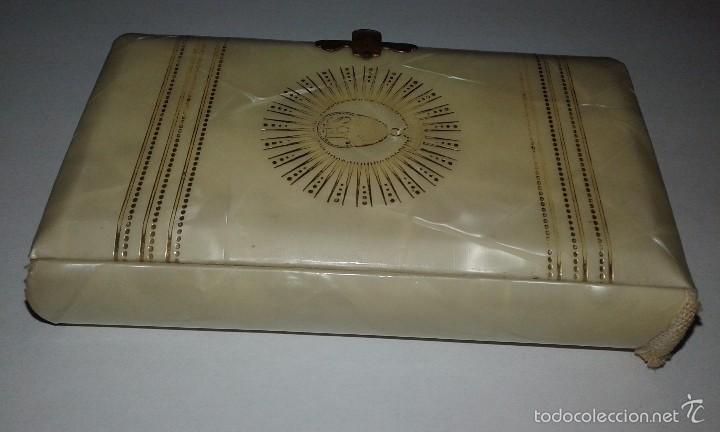 Antigüedades: MISAL MI PRIMERA COMUNIÓN 1955 - Foto 5 - 58368131
