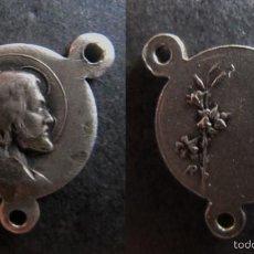 Antigüedades: MEDALLA RELIGIOSA ANTIGUA. Lote 58372145