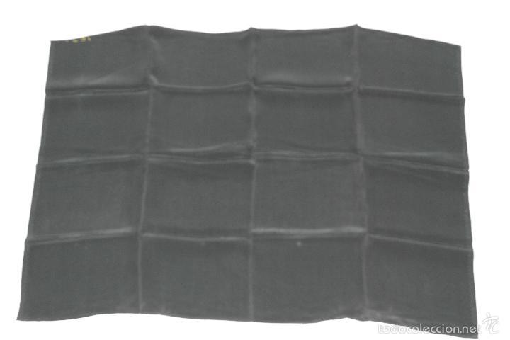 Antigüedades: Lote pañuelos de luto - Foto 6 - 58072558