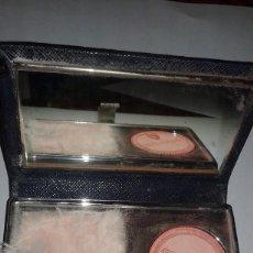 Antigüedades: ANTIGUO ESTUCHE POLVERA ART-DECO BARBARA WARD. Lote 58374068