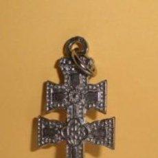 Antigüedades: CRUZ DE CARAVACA. Lote 58377669