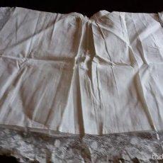 Antigüedades: * ANTIGUO ROQUETE PARA MONAGUILLO. (RF:179/A*). Lote 58385573