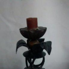 Antigüedades: CANDELABRO ANTIGUO. Lote 58390554