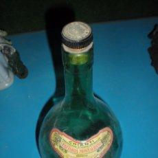 Antiquitäten - Botella de vino italiano Fattoria Montalbano - 58459042