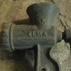 Antigüedades: PICADORA DE CARNE ELMA. Lote 58467551