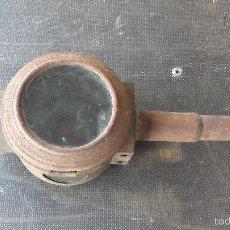Antigüedades: FAROL DE CALESA, CARRO, CARRETA. Lote 58468936
