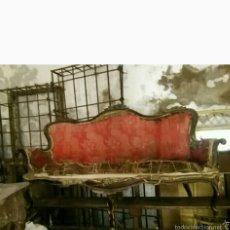 Antigüedades: SOFA ISABELINO. Lote 58483741