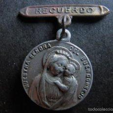 Antigüedades: MEDALLA RELIGIOSA ANTIGUA NUESTRA SEÑORA DEL BUEN CONSEJO BEATO JUAN EL GRANDE. Lote 58519250