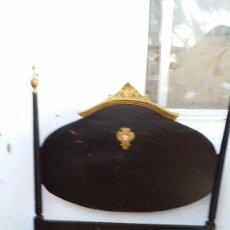 Antigüedades: SILLON DE MADERA. Lote 58525349