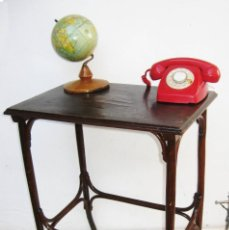 Antigüedades: MESA AUXILIAR ANTIGUA O MESITA MADERA TIPO THONET CIRCA 1900 . Lote 58540997