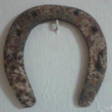 Antigüedades: HERRADURA DE UN CABALLO. Lote 58544616