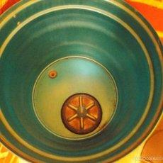 Antigüedades: ANTIGUA LAVADORA AZUL MUY RARA. Lote 58555450