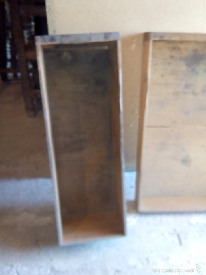 Antigüedades: Escritorio caoba - Foto 4 - 38576765