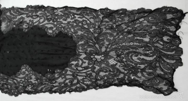 Antigüedades: Antigua mantilla de toalla - Foto 5 - 58581543