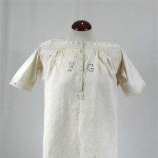 Antigüedades: CAMISA DE CÁÑAMO. Lote 58597986