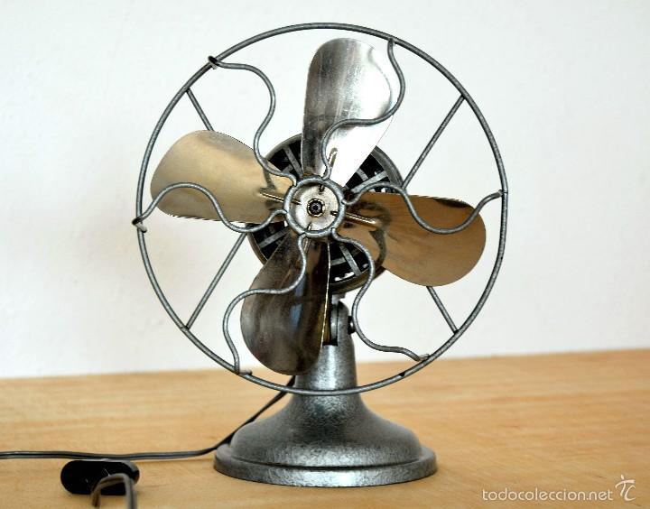 Ventilador antiguo numax vintage industrial comprar for Utensilios de hogar