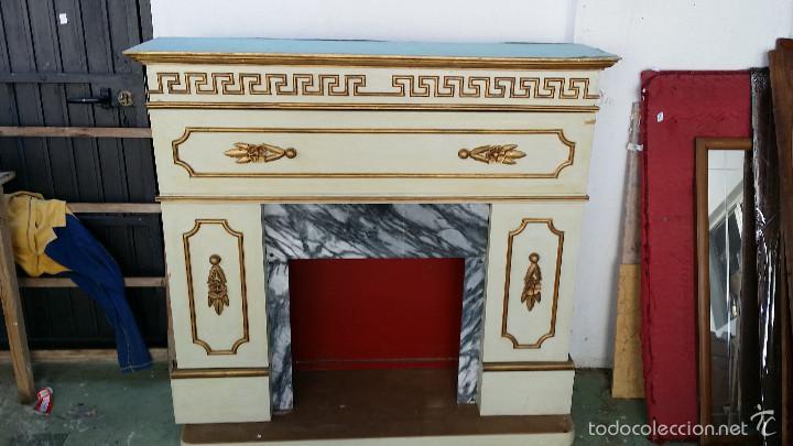 mueble imitacion a chimenea Comprar Muebles Auxiliares Antiguos en