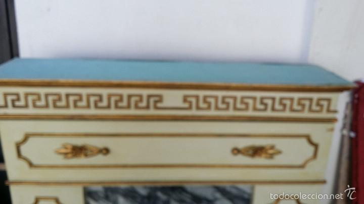Antigüedades: mueble imitacion a chimenea - Foto 3 - 58633475