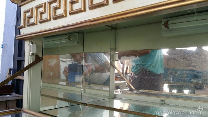 Antigüedades: mueble imitacion a chimenea - Foto 5 - 58633475