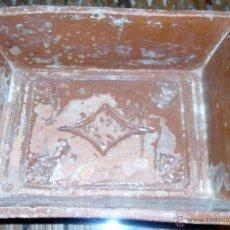 Antigüedades: ANTIGUO MOLDE PARA CARNE DE MEMBRILLO.. Lote 58641921