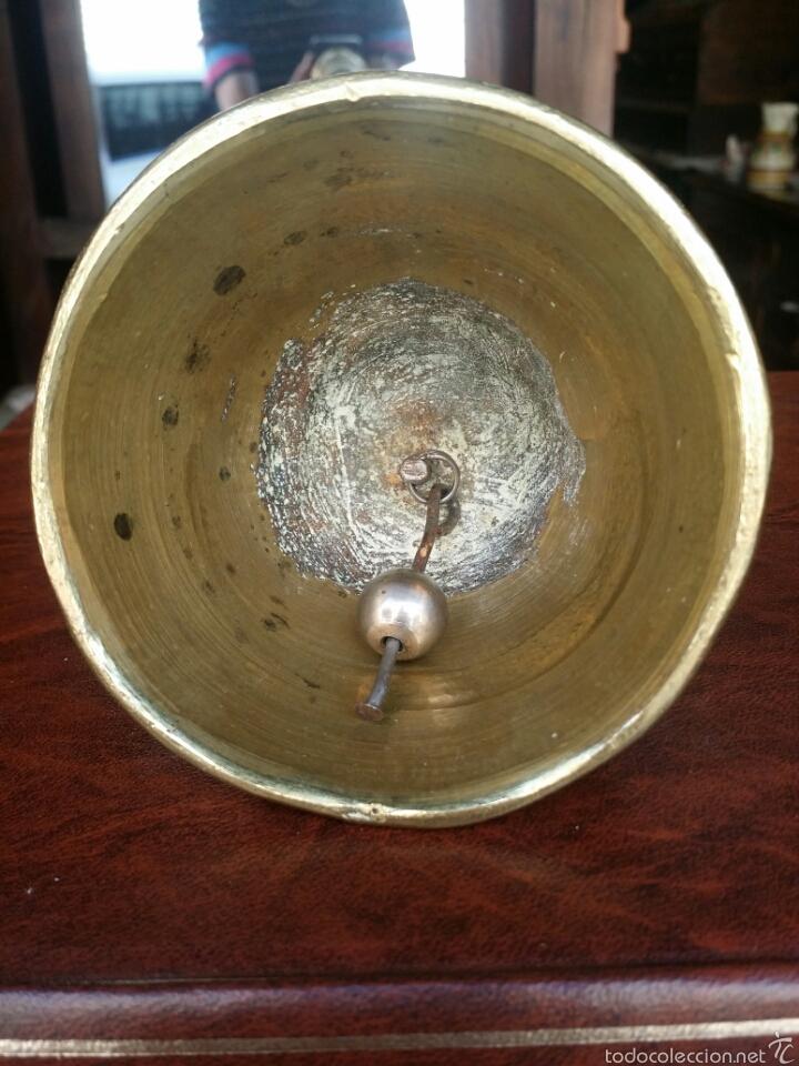 Antigüedades: Campana de bronce - Foto 2 - 58665095