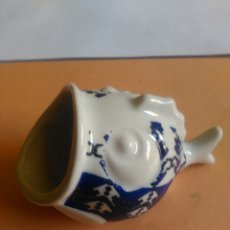 Antigüedades: PEZ PORCELANA HERRANDIZ. Lote 58668942