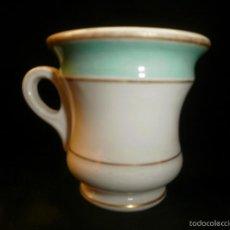 Antigüedades: ANTIGUA TACITA DE CAFE PAREDES GRUESAS. Lote 58671951