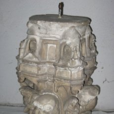 Antigüedades: CAPITEL ANTIGUO DE 27 KILOS DE IGLESIA.. Lote 58681700