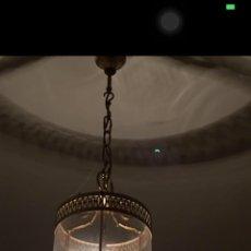 Antigüedades: LAMPARA FAROL. Lote 58690350