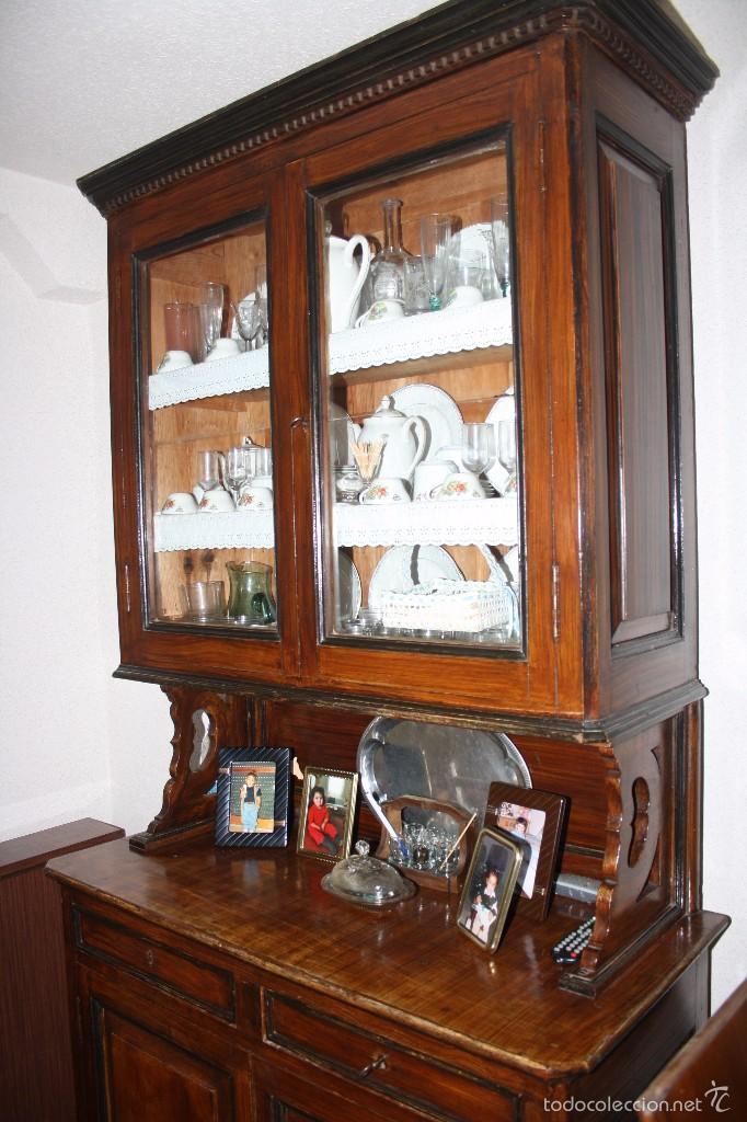 Mueble alacena de principios del siglo xx comprar for Mueble alacena